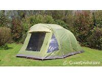 Vango Genesis airbeam tent 5 berth