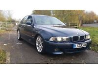 2003 BMW 530D M SPORT individual £1999 Px mercedes audi