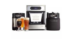 PicoBrew Pico Pro craft beer brewing