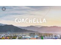 2x Coachella Weekend 2 Tickets