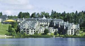 tres grand condo de luxe  6 1/2 a louer face au lac a chantecler