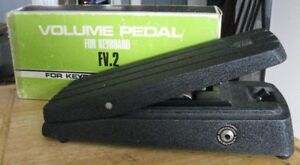 Wanted: Roland FV-2 Volume Pedal - vintage