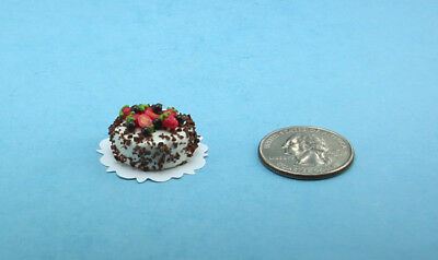 SALE! FABULOUS 1:12 Scale Dollhouse Miniature Cake for your Bakery #S101