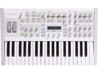 Access virus ti2 polar synthesiser keyboard usb midi controller audio interface