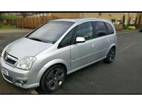2007 Vauxhall Meriva 1.6 Semi-Automatic 5 Door Petrol Low Mileage Only 60k