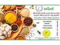 WHOLE SALE Sri Lankan and Indian Spices