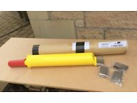 POINT MASTER Pointing & Grouting Gun (Professional Pack)