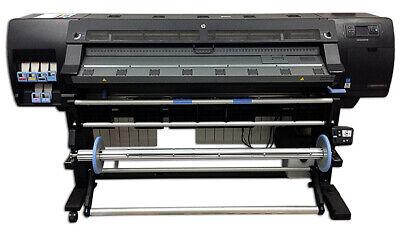 Hp Latex 260 Printer 61 Hp Designjet L26500 Printer  New Heat Unit