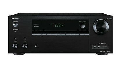Onkyo - 7.2-Channel Network A/V Receiver  Blck  TX-NR656