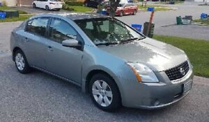 On Hold - 2009 Nissan Sentra