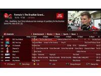 Zgemma Star Lc Cable Tuner Receiver Box IPTV 12 Months Gift