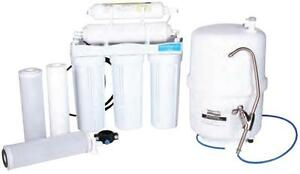 Reverse Osmosis Water Filter System SAVE! 60% OFF + FREE! Shipping  CALL NOW! 416-654-7812