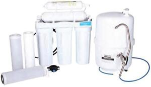 Reverse Osmosis Water Filter System SAVE! Over 60% OFF + FREE Replacement Filters $135.00 value!