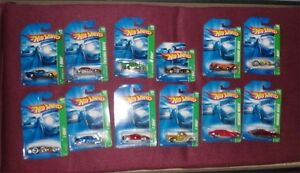 Hot Wheels Treasure Hunts, Regular and Supers