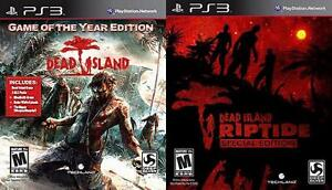 Trading PS3 Dead Island Games For Games On Any System