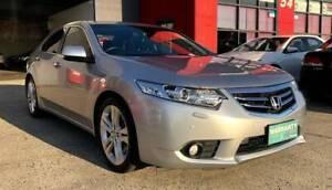 2013 Honda Accord Euro Luxury Nav Tullamarine Hume Area Preview