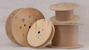 Empty Wire Spools, Great For Crafts