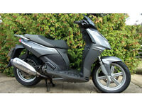 APRILIA SPORTCITY 125cc (as fast as gilera runner, dna, honda sh, ps)
