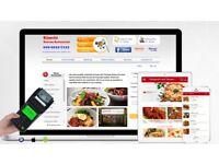 TAKEAWAY RESTAURANT APP DEVELOPER DESIGNER IPHONE ANDROID MOBILE APP SOCIAL MEDIA MARKETING COMPANY