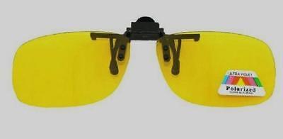 Sonnenbrillenvorhänger  Aufsatz für Brillenträger Polarisierend