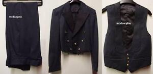 New RAF No.5 Mess Dress Kit Officers Trousers Jacket & Waistcoat 96