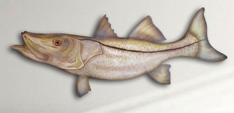 Snook Fish Mount