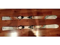 Women's ski's - 155cm long - Used but great condition - £50 ONO