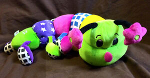 Caterpiller Toy  - Bright, Colourful!