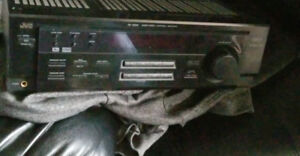 JVC stereo receiver
