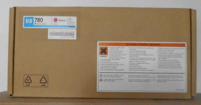 Original HP 780 Tinte magenta CB287A für 8000 S SF SR  500ml  2014  OVP B - 500ml Tinte Magenta