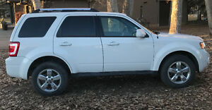 2012 Ford Escape Limited SUV, Crossover