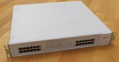 3COM 3C17701 Superstack 3 Gigabit Switch 4924 24-PORT 10/100/1000Mbit