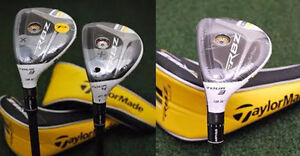 New TaylorMade Rocketballz Stage 2 Tour TP 3 Hybrid Taylor Made