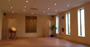 Yoga and Tai Chi Studio for Sub-Lease or rental options