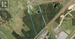 93 Acres, close to airport, & hotels, in Moncton, NB!!