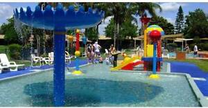 TUNCURRY LAKES RESORT - EASTER 2017 - 2 UNITS Available Tuncurry Great Lakes Area Preview