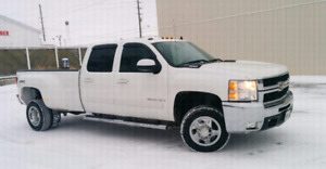 2008 Duramax Silverado 3500 dually, low mileage