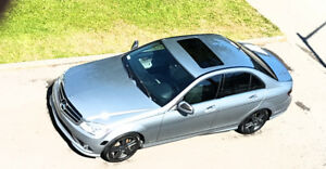 Benz c300 4matic sport package