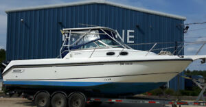 Boston Whaler 280 Conquest w/ Twin 2006 Mercury Verado Outboards