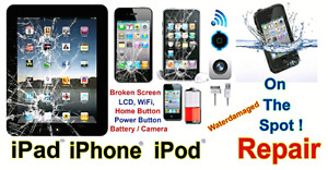 Apple iphones lcd screen replacement and other repairs