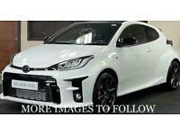 2021 Toyota Yaris 1.6 GR-Y CIRCUIT 3d 257 BHP Hatchback Petrol Manual