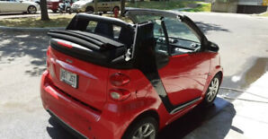 Smart fortow cabriolet