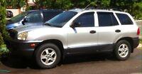 2002 Hyundai Santa Fe SUV $1500 OBO