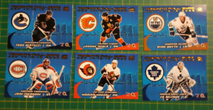 2003 Pacific Cards 2 Sided NHL/CFL Set VERY LIMITED #'d 394/500