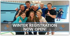 Play Co-ed Adult Volleyball this Winter with FCSSC! London Ontario image 2