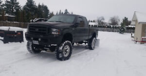 2000 Ford f250 4x4 lifted