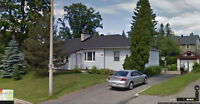 Short term rental - One year lease - Sem-detached in West End