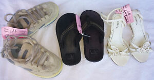 Girls Size Baby/ Infantst 5 - 12 Shoes, Sandal, Boots, Sneakers. London Ontario image 7