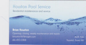 Open your swimming pool with Houston Pool Sevice