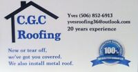 C.G.C ROOFING AND REPAIR